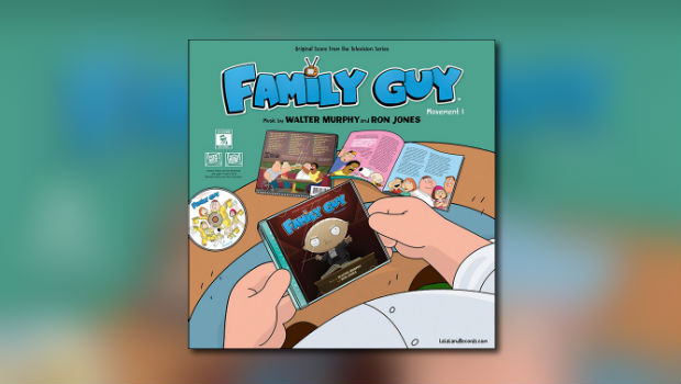 La-La Land: Family Guy Vol. 1