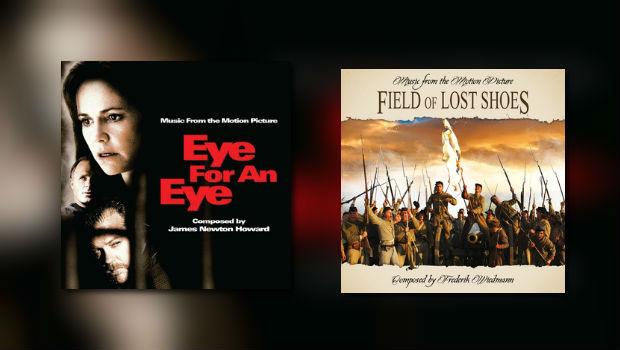 Neu von LalaLand: James Newton Howard & Frederik Wiedmann