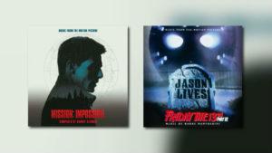Danny Elfman & Harry Manfredini bei La-La Land Records