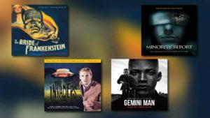Neu von La-La Land: Franz Waxman, John Williams und mehr