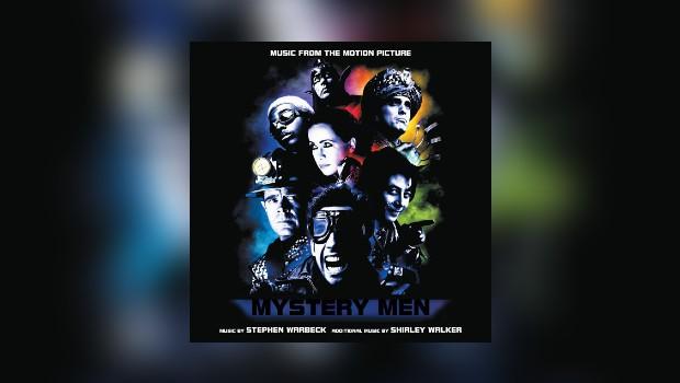 Neu von La-La Land: Mystery Men als Doppelalbum