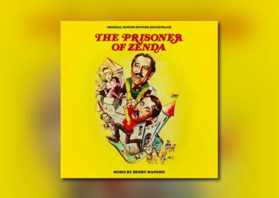 La-La Land Records: Henry Mancinis The Prisoner of Zenda
