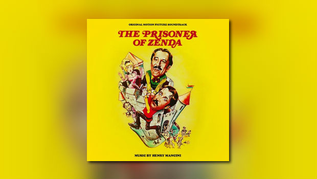 La-La Land Records: Henry Mancinis The Prisoner of Zenda