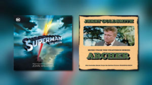 Neu von La-La Land: John Williams & Jerry Goldsmith
