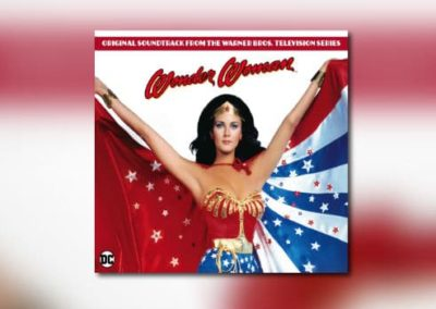 La-La Land: Wonder Woman auf 3 CDs
