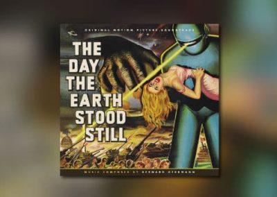 Bernard Herrmanns The Day the Earth Stood Still wieder erhältlich