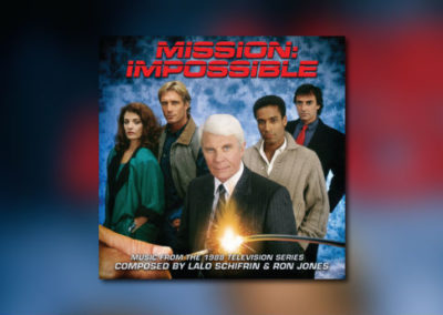 Neu von La-La Land: Mission: Impossible 1988