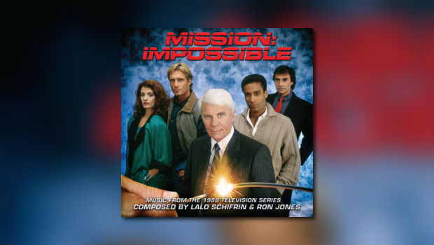 Neu von La-La Land: Mission: Impossible 1988