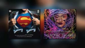 Superman & Sci-Fi von La-La Land Records
