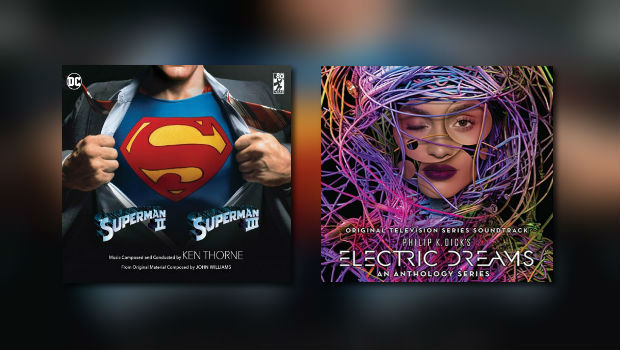 Superman & Sci-Fi von La-La Land Records