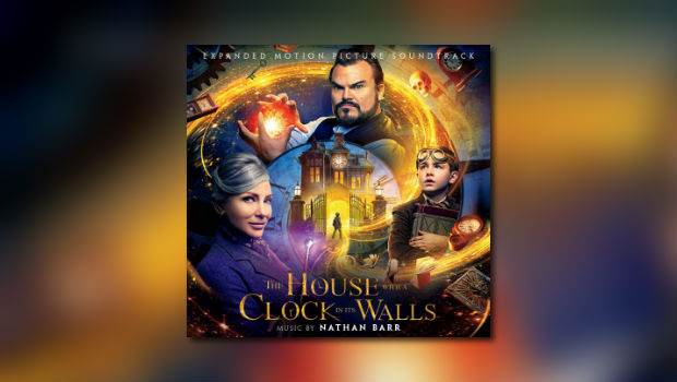 La-La Land Records veröffentlichen The House with a Clock in Its Walls