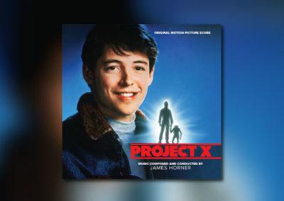 James Horners Project X von La-La Land Records