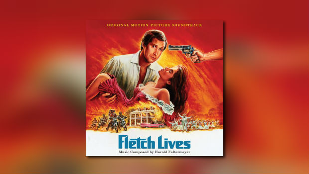 Harold Faltermeyers Fletch Lives bei La-La Land Records