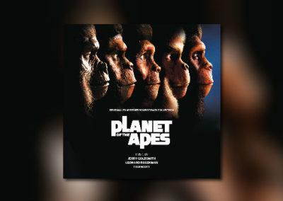 Planet-der-Affen-Set von La-La Land Records