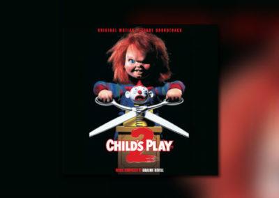 Neu von La-La Land Records: Child's Play 2