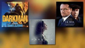 La-La Land im Januar: Elfman, Newman, Kraemer & Kouneva