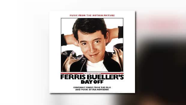 Neu von La-La Land Records: Ferris Bueller's Day Off