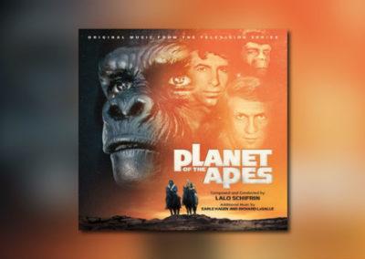 La-La-Land: Schifrins Planet of the Apes