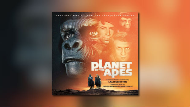 La-La-Land: Schifrins Planet of the Apes