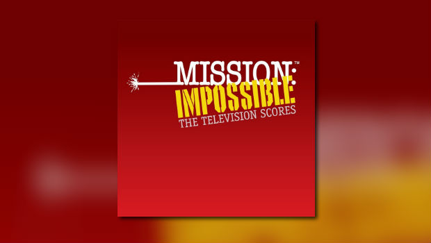 Mission-Impossible-Boxset von La-La Land Records