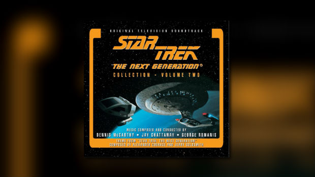 Star Trek: The Next Generation Vol. 2 von La-La Land Records