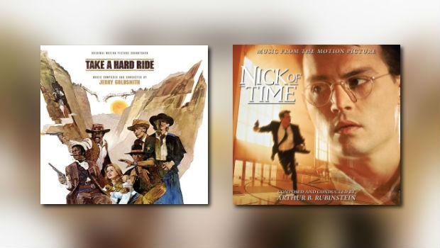Neu von La-La Land: Jerry Goldsmith & Arthur B. Rubinstein