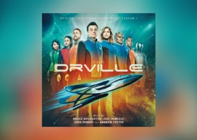 La-La Land: The Orville auf 2 CDs