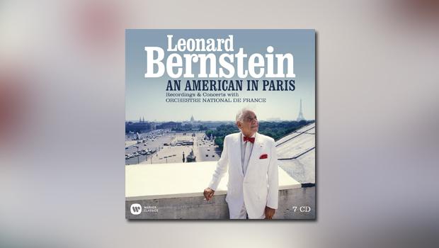 Leonard Bernstein: An American in Paris