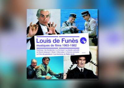 Louis De Funès: Musiques des films 1963 – 1982