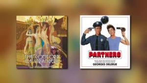 Neu von Quartet: Angelo Badalamenti & Georges Delerue