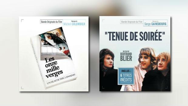 Neu von Music Box: Michel Colombier & Serge Gainsbourg