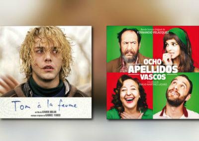 Aktuelle Filmmusik-Veröffentlichungen von Quartet