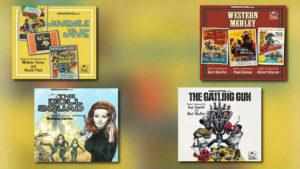 4 neue Alben von Monstrous Movie Music