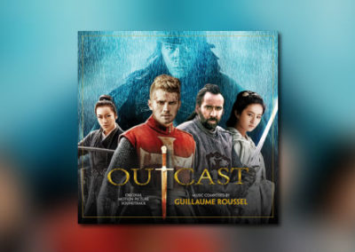 Guillaume Roussels Outcast von MovieScore Media