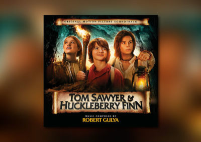 Tom Sawyer & Huckleberry Finn