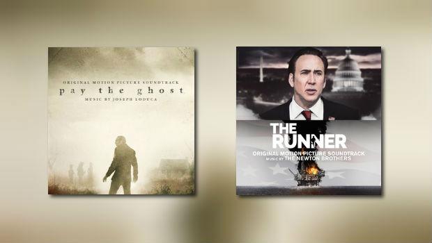 Lakeshore: 2 Scores zu Filmen mit Nicolas Cage
