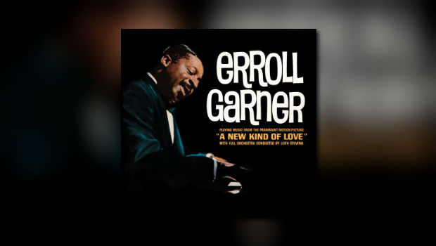 Erroll Garners A New Kind of Love erstmals auf CD