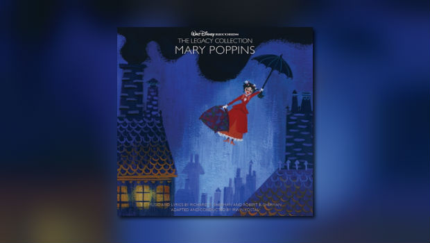 Mary Poppins auf 3 CDs