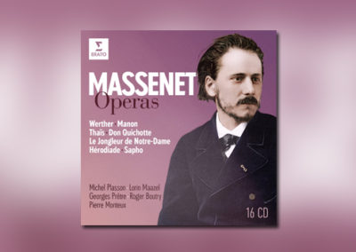 Der Klassik-Tipp: Massenet Operas