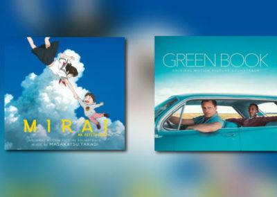 2 neue CDs von Milan Records