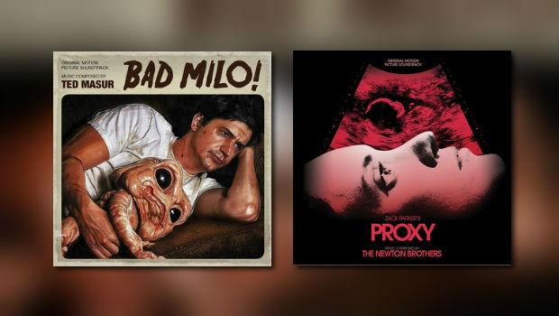 2 neue Horror-Scores von MovieScore Media/Screamworks