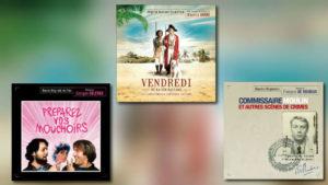 Neu von Music Box: Delerue, De Roubaix & Jarre