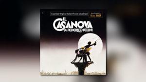 Music Box: Nino Rotas Casanova als Doppelalbum