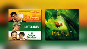 Neu von Music Box: Philippe Sarde & Mathieu Lamboley
