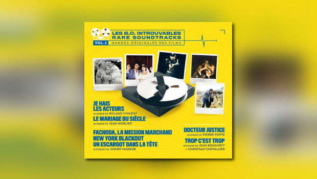 Neu von Music Box: Les B.O. Introuvables (Rare Soundtracks) – Vol. 2