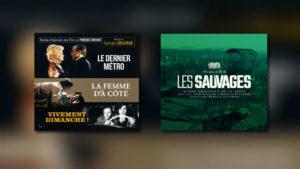 Neu von Music Box: Georges Delerue & Rob