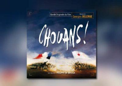 Neu von Music Box: Georges Delerues Chouans!