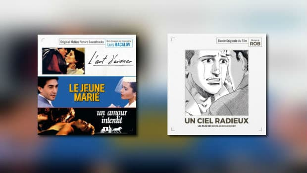 Neu von Music Box: Luis Bacalov & Rob