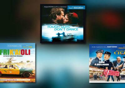 3 neue CDs von Music Box Records