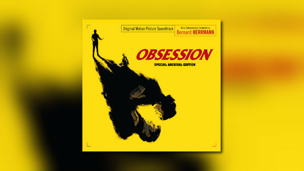 Bernard Herrmanns Obsession von Music Box Records